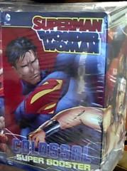 DC Heroclix: Superman/Wonder Woman Colossal Super Booster