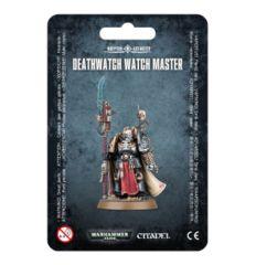 Adeptus Astartes Deathwatch Watch Master