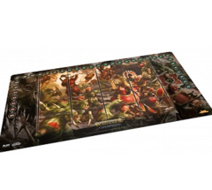 WAS01 - Play-Mat Design: Warhammer - Chaos vs. Destruction