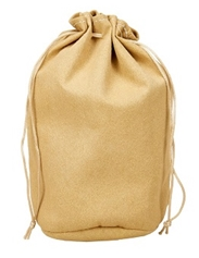 KOP19043 - DICE BAG LEATHER POUCH - TAN (8