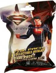 Heroclix Man of Steel  Gravity Feed Booster