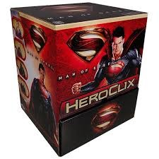 Heroclix Man of Steel Gravity Feed Booster Box