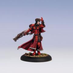 Kommander Sorscha - Khador Warcaster (33083)
