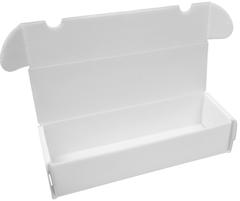 Comic Pro Line - Plastic Storage Box - 650 Count - White