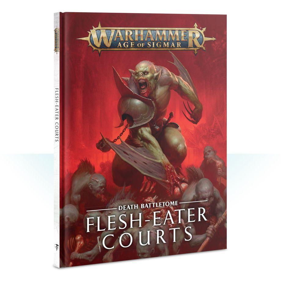 Flesh-Eater Courts Death Battletome