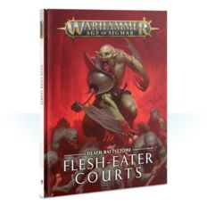 Flesh-Eater Courts Death Battletome