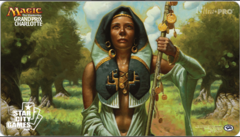 GP1 - Grand Prix: Charlotte 2015 Playmat - Noble Hierarch