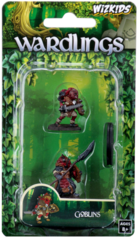 Wardlings - Wave 3 - Painted Minis - Goblins (Male & Female)