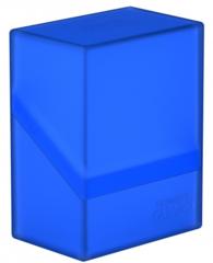 Ultimate Guard - Boulder Deck Box - 60ct - Sapphire