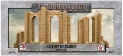 Gothic Battlefields - Gallery of Valour - Sandstone 30mm