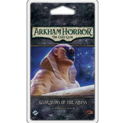 Arkham Horror LCG - Guardians of the Abyss Scenario Pack