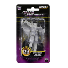 Transformers Deep Cuts - Unpainted Miniatures - Starscream