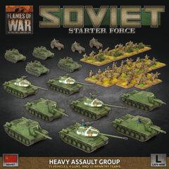 SUAB13 - Soviet Starter Force - Heavy Assault Group (Plastic)