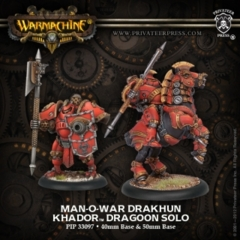 Man O War Drakhun Dragon Solo