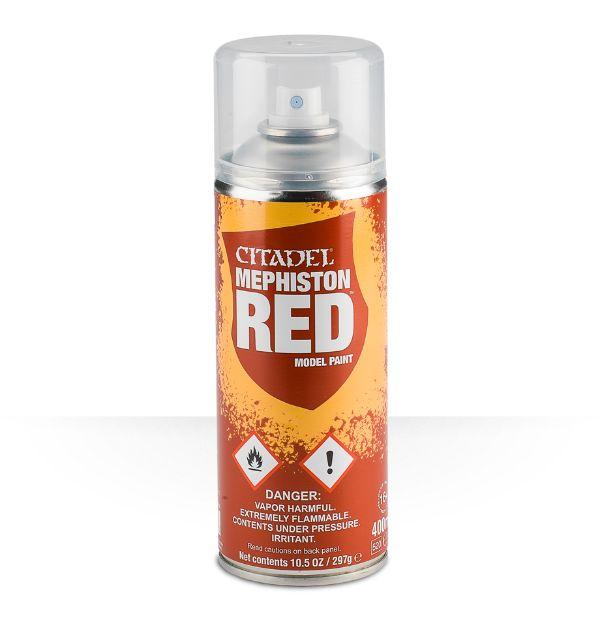 Spray: Mephiston Red