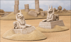 (BB904) Battlefield in a Box: Riddling Sphinxes