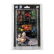 Heroclix Trinity War Crime Syndicate Fast Forces Pack