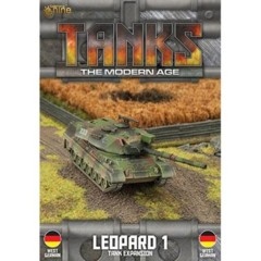 Leopard 1 Tank Expansion