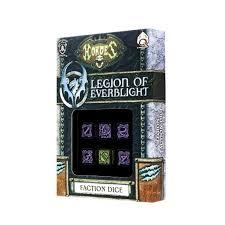 Legion of Everblight Faction Dice