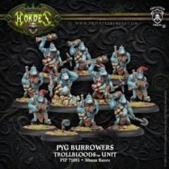 Pyg Burrowers Unit