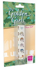 Golden Girls Dice Set (6ct)