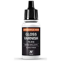 510 Gloss Varnish 17 ml