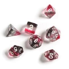 SIRIUS - Pink, Clear & Black 7 DIE SET