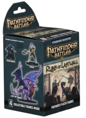 Pathfinder Battles: Ruins of Lastwall - Booster Pack