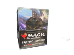 Ultra Pro - Cazur, Ruthless Stalker Deck Box - Matching Sleeves 100ct