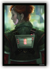Fantasy Flight - Standard - 50ct - Android Netrunner: Deep Red