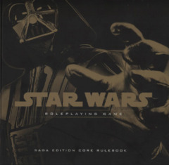 Star Wars: Roleplaying Game - Saga Edition Core Rulebook (Used)