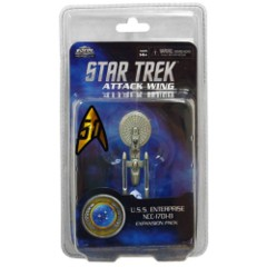 Star Trek: Attack Wing - Federation - U.S.S. Enterprise NCC-1701-B
