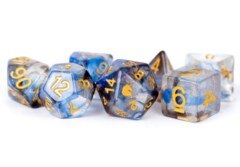 Arctic Storm 16mm Poly Dice Set