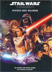 Revised Core Rulebook - Star Wars Roleplaying Game - Used