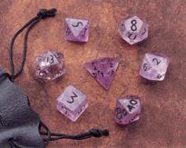 Amethyst 14mm Dwarven Stones