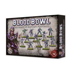 Blood Bowl Dark Elf Team - The Naggaroth Nightmares