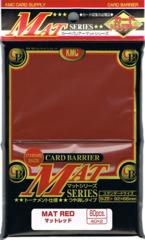 KMC - Standard - 80ct - MAT Red