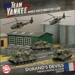 Durand's Devils - French Rapid Action Group