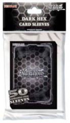 Dark Hex Card Sleeves 50ct - Small