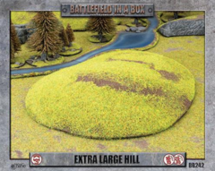 BB242 - Extra Large Hill - 15mm/30mm
