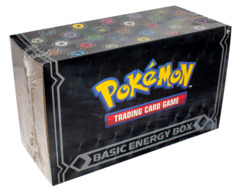 Pokemon - Basic Energy Box