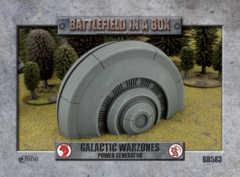 Galactic Warzones - Power Generator (BB583)