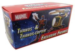 Thanos #MP18-003 & Thanos-Copter #MP18-002 2018 Convention Exclusive Marvel Heroclix