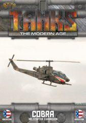 Tanks - The Modern Age - Cobra - Helicopter Expansion - American