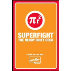 Superfight: The Nerdy Dirty Deck