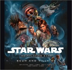 Star Wars: Roleplaying Game - Scum and Villainy (Used)