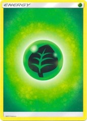 Grass Energy (Unnumbered 2017) - Holo