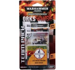 Orks Waaagh! Team Pack