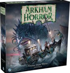 Arkham Horror Under Dark Water