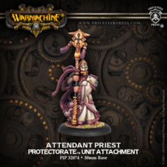 Attendant Priest Mercenary Unit Attachment